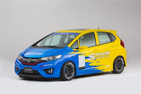 honda fit spoon sports super taikyu terranismo