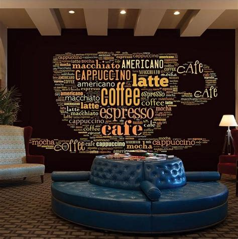 european style coffee cup letters images coffee shop