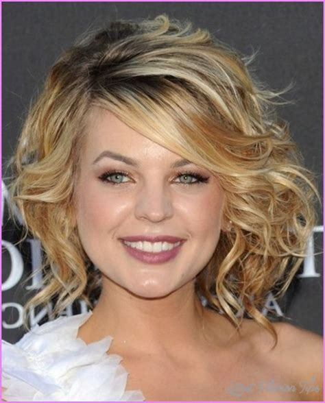 curly layered haircuts  face latestfashiontipscom