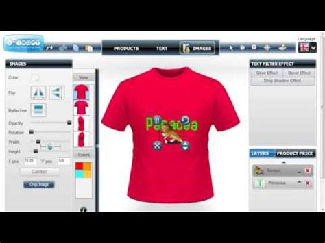 custom  shirt design software    webprint