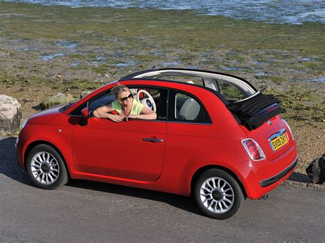 New Fiat 500 C Exotic Car Photo 17 Of 48 Diesel Station