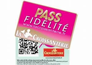 Www Pass Fidelite Fr : la croissanterie croque la fid lit multi supports ~ Dailycaller-alerts.com Idées de Décoration