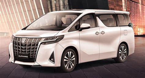 lexus  minivans   coming lm  confirmed