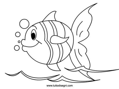 fish coloring pages for preschool preschool and kindergarten 854 | animals fish printable pages for preschool