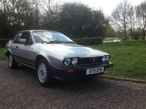 Alfa Romeo Gtv6 For Sale (1984)