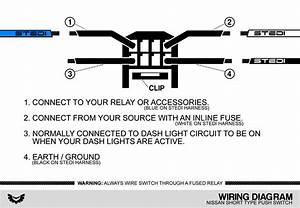 Nissan Navara D40 Fog Light Wiring Diagram