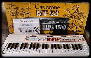 Mt-52 - Casio Mt-52