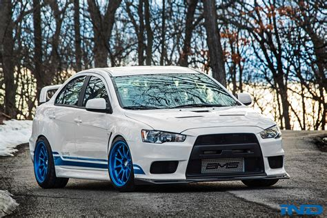 Mitsubishi X by Limited Production Ind Mitsubishi Evo X 311rs Released