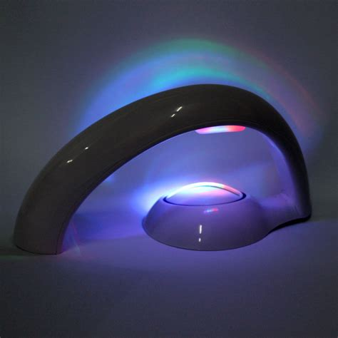 led light projector best gift lucky rainbow projector colourful led