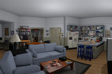 Explore Jerry Seinfeld's Apartment On Oculus Rift  The Verge