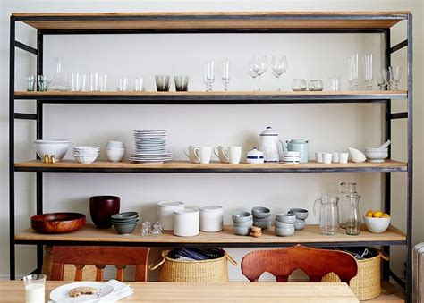 Open Kitchen Cupboard Ideas by 10 Gorgeous Takes On The Open Shelving Trend Open