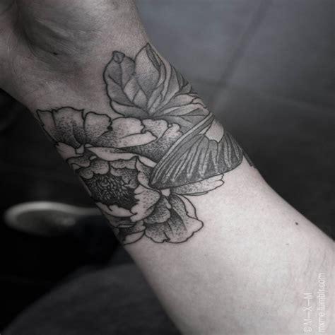 Bracelet Tatouage Femme Poignet