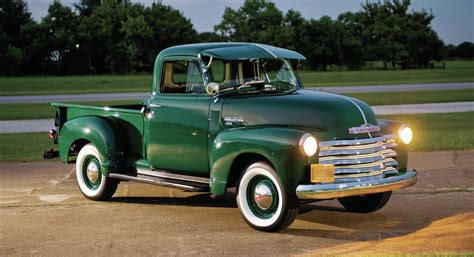 Chevy Truck Pic by The 1947 1955 Chevrolet Driven