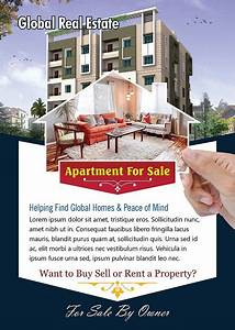 apartment for sale flyer free flyer designs pinterest With apartment flyers free templates
