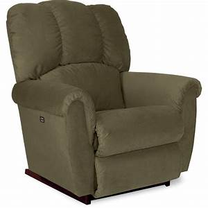 La-z-boy Conner Power Rocker Recliner Sage
