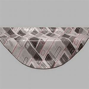 Toile Cirée Moderne : la fine toile cir e design gris moderne avec biais gris ~ Teatrodelosmanantiales.com Idées de Décoration