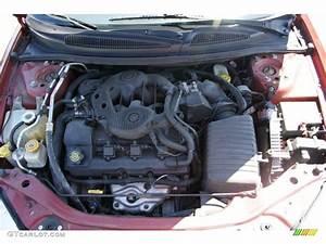 2004 Dodge Stratus Es Sedan 2 7 Liter Dohc 24