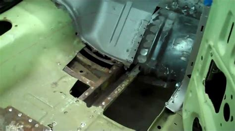 Jeep Floor Pan Thickness by Floor Pan Replacement Tips 1