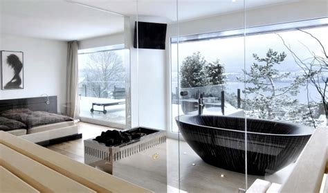 freestanding bathtub in the bedroom no clear separation of bath interior design ideas ofdesign