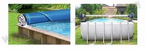 Enrouleur Piscine Hors Sol : enrouleurs de piscine hors sols discount baches ~ Dailycaller-alerts.com Idées de Décoration
