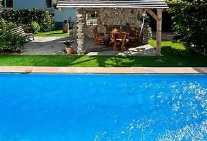Pool Für Den Garten : gartenteich schwimmteich und pool gartengestaltung mit naturstein leipzig krostitz ~ Sanjose-hotels-ca.com Haus und Dekorationen