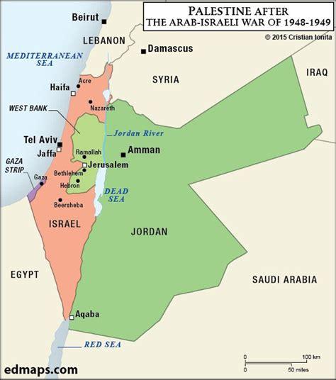 palestine   arab israeli war