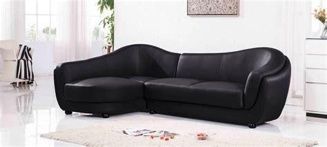 canape d angle cuir noir canapé d 39 angle gauche cuir noir colorado