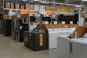 Home Depot Appliances