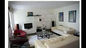 Décoration Appartement Moderne : idee deco appartement moderne digpres ~ Nature-et-papiers.com Idées de Décoration