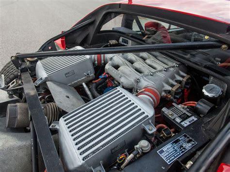 F40 Engine by 1990 F40 Engine Bay F40 Sport