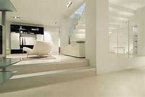 pavimenti sottili effetto resina parquet pietra leef With parquet resine