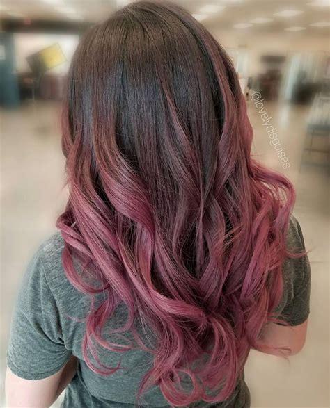 by noelle hair colors in 2019 dyed hair ombre hair hair