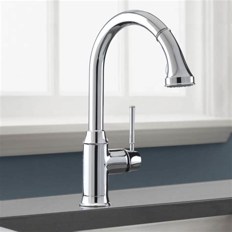 hansgrohe kitchen faucet reviews faucet 04215000 in chrome by hansgrohe