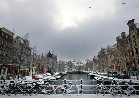 When In Amsterdam Amsterdam Photo Tour Winter Wonder