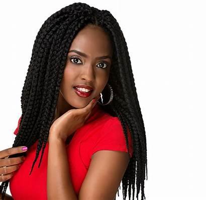 Crochet Tatu Braid Hair Kenya Darling African