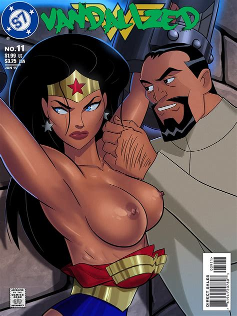 Sunsetriders7 Vandalized Wonder Women ⋆ Porn Comics Online