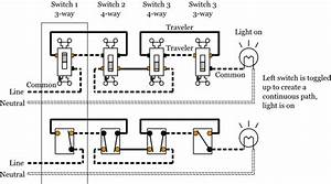 4 Way Light Switch Wiring Diagram Australia