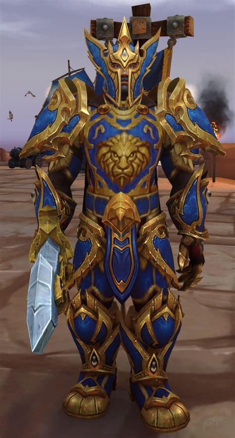 Alliance Officer - NPC - World of Warcraft