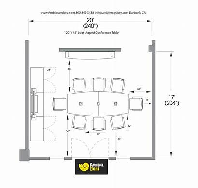 Conference Table Planning Standard Dining Sizes Guide