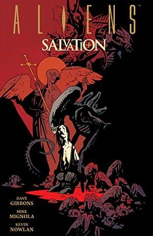 aliens salvation  dave gibbons reviews discussion