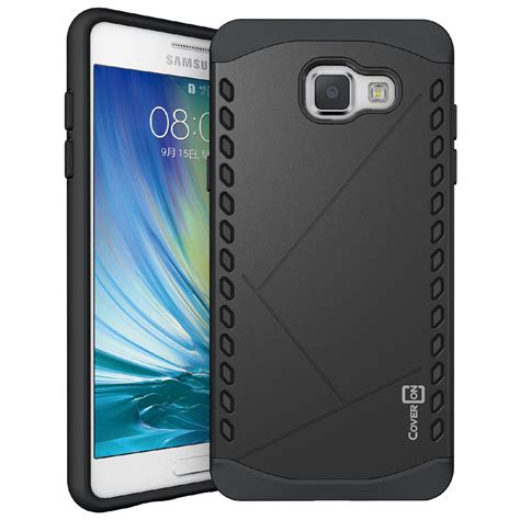 telephone samsung a5 for samsung galaxy a5 2016 a510 slim grip hybrid protective phone cover ebay