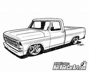 1940 ford pickup hot rod car art With 1978 ford ltd ii