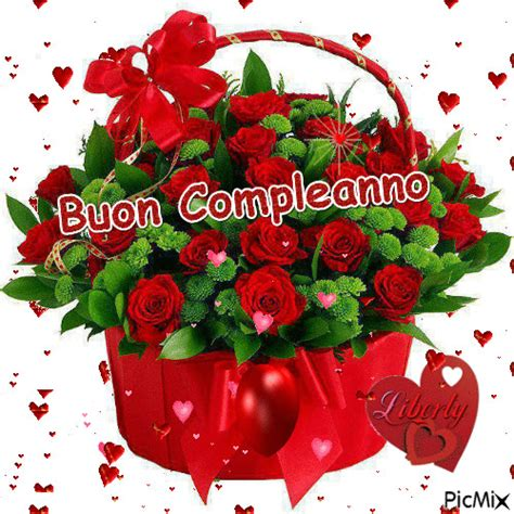Vuoi inviare dei fiori per il compleanno di una persona speciale? Buon compleanno gif fiori 1 » GIF Images Download