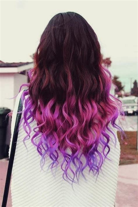 Good Morning Angel Dip Dye ~ Hair Inspiration
