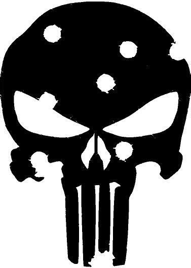 Punisher Skull Decal by OutlawGraphicsTN on Etsy   comics   Punisher skull decal, Punisher skull