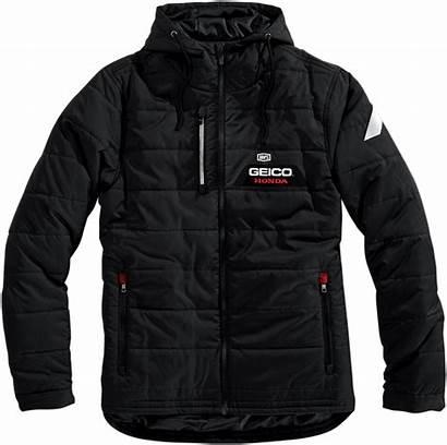 Jacket Geico Motorcycle Honda Textile Casual Mens