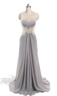 gray wedding dresses custom lace gray dress for prom dvp0026 vponsale wedding custom dresses