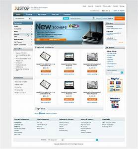 Portfolio of Ecommerce websites