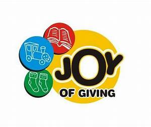Joy of Giving Week from 30 September 2012 to 8 October ...