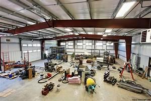 Workshop Metal Buildings, Garage Kit Steel Buildings